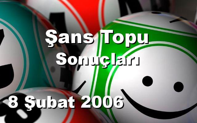 Şans Topu detay bilgiler 08/02/2006